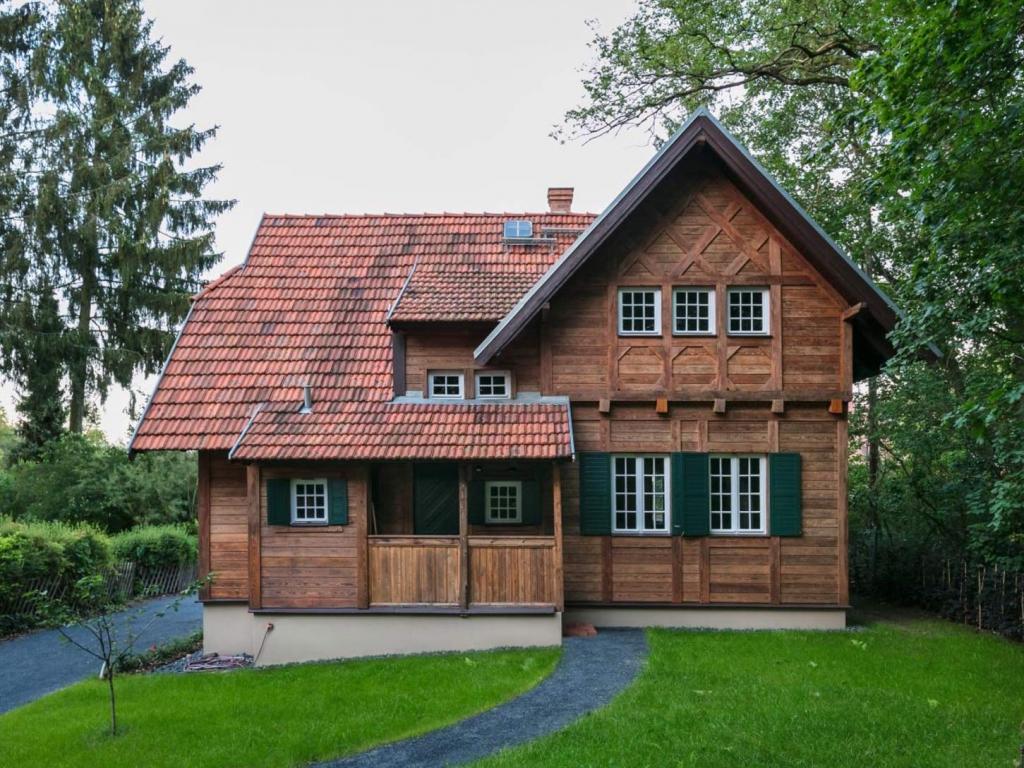 Holzhaus – Berliner Hausbaugesellschaft, 1911
