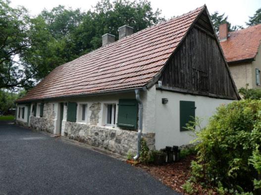 Baudenkmal Nr. 09075497 Wohnhaus mit Schwarzer Küche, um 1763