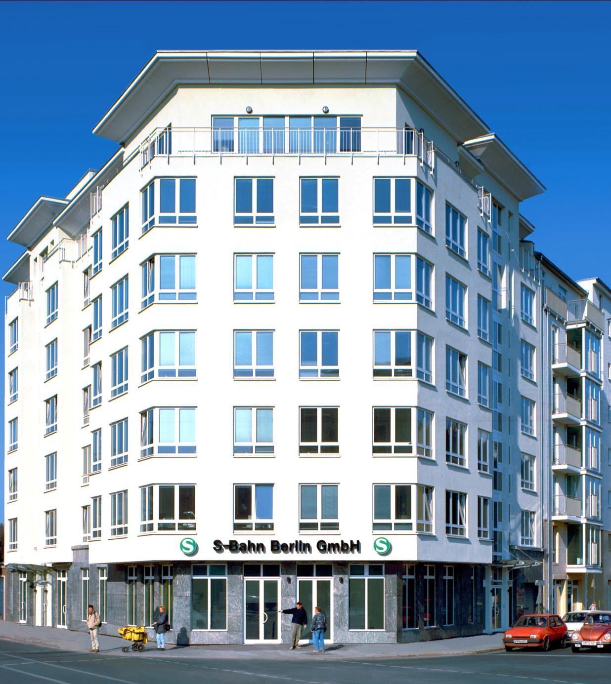 Berlin-Mitte, Invalidenstraße/Ecke Gartenstraße