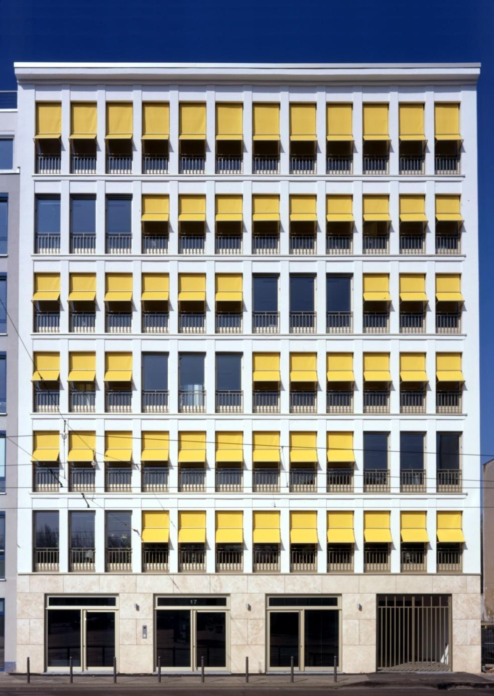 Berlin-Mitte, Invalidenstraße 22